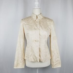 Talbots Collection Vintage Asian Style Jacket